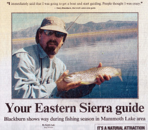 Los Angeles Daily News - Your Eastern Sierra Guide