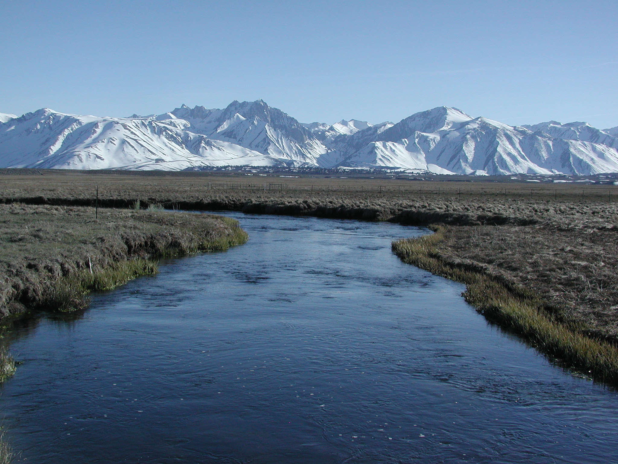 Mammoth Fly Fishing Adventures